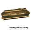 Verona gold Metallsarg